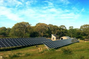 A small microgrid delivered cost-savings, energy independence, and reliability to the residents of Naushon Island, Mass